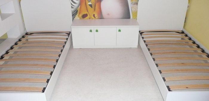 Проект мебели в двух уровневой квартире.