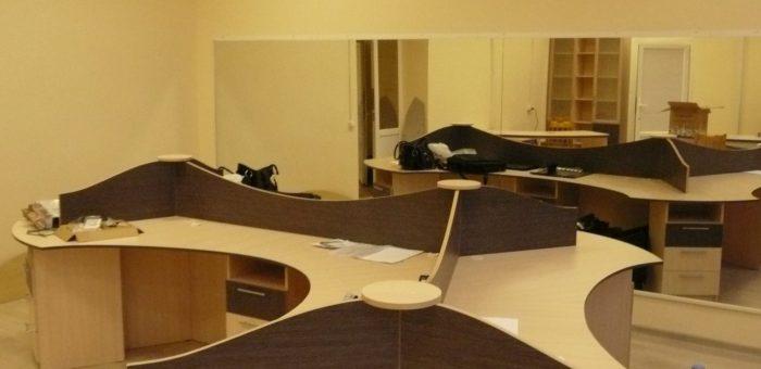 Рекомендации по выбору офисной мебели
