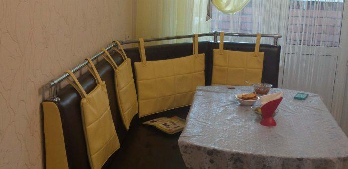 Кухонный гарнитур с Hettich Wing Line