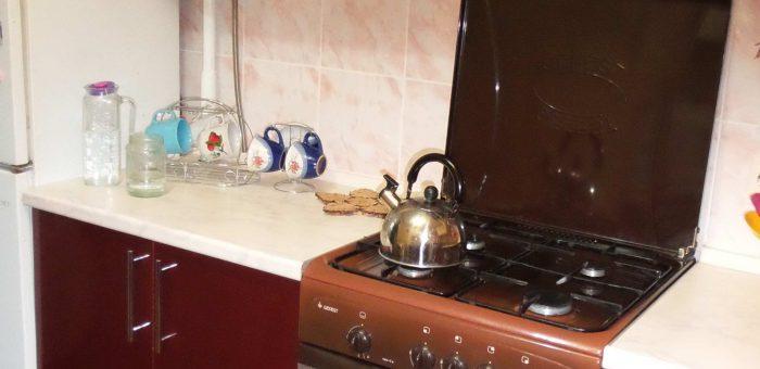 Кухонный гарнитур с островом
