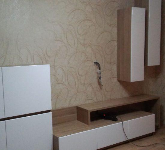 Виды шкафов-купе. Меблирование жилой комнаты.