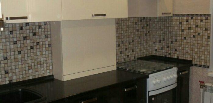 Кухня с газовым счётчиком
