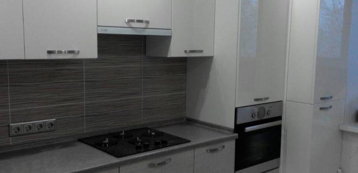 Кухня со скрытым котлом