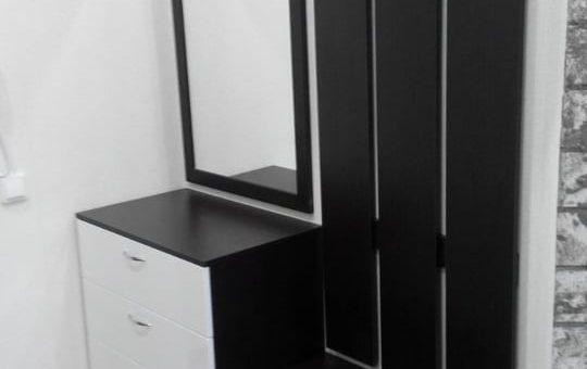 Прихожая и шкаф в одной квартире
