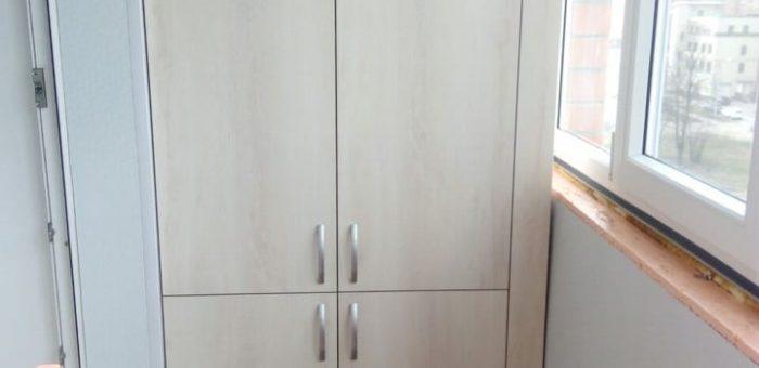 Шкафы на лоджию