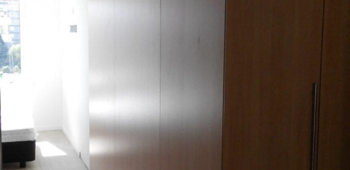Ложный угловой шкаф