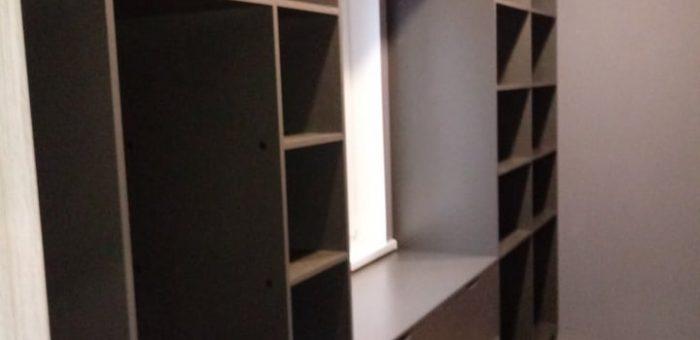 Шкаф в прачечную