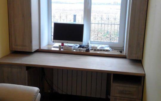 Максимальное использование места у окна