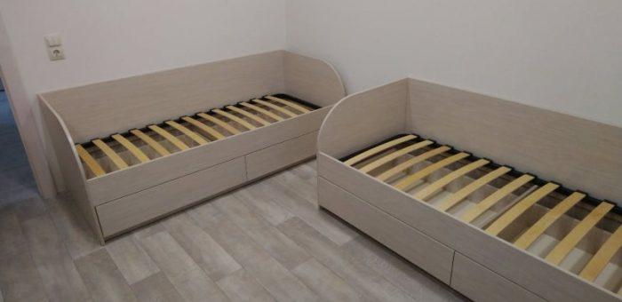 Кровати с ортопедическими основаниями