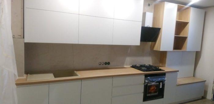 Лаконичная кухня