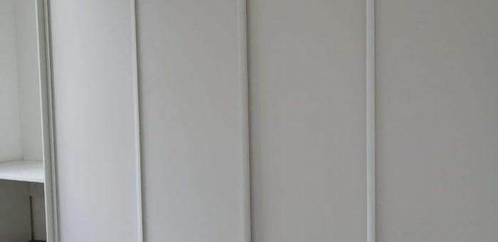 Четырёхдверный шкаф-купе