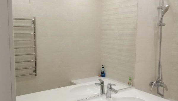 Тумба в ванную и шкаф